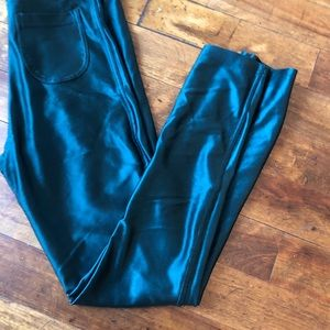 American apparel disco pants L